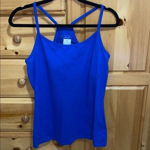 Maurices Blue Layering Tank